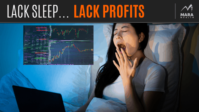 How Does Lack of Sleep Compromise Trading?