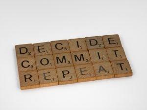 Decide commit repeat